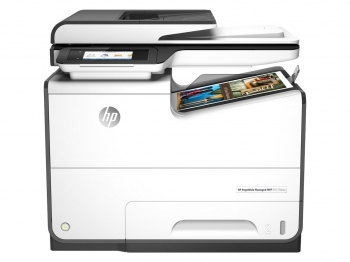 HP J9V82A Printer P57750DW MFP